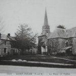 Eglise paroissiale Saint-Pierre - L'église paroissiale au début du 20e siècle